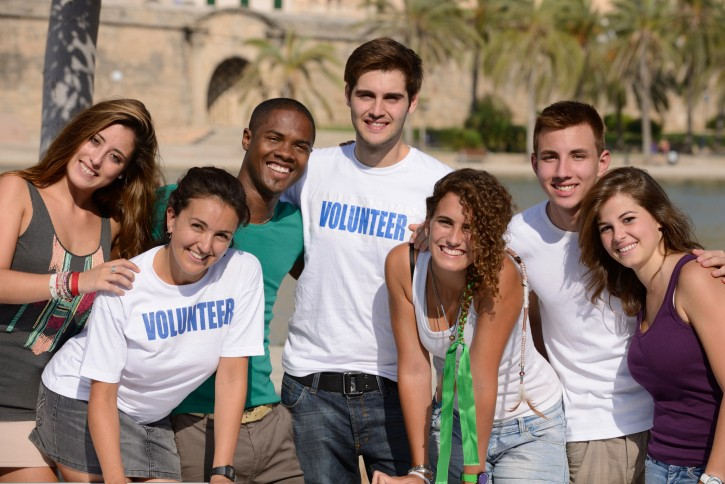 Seeing the World as a Volunteer