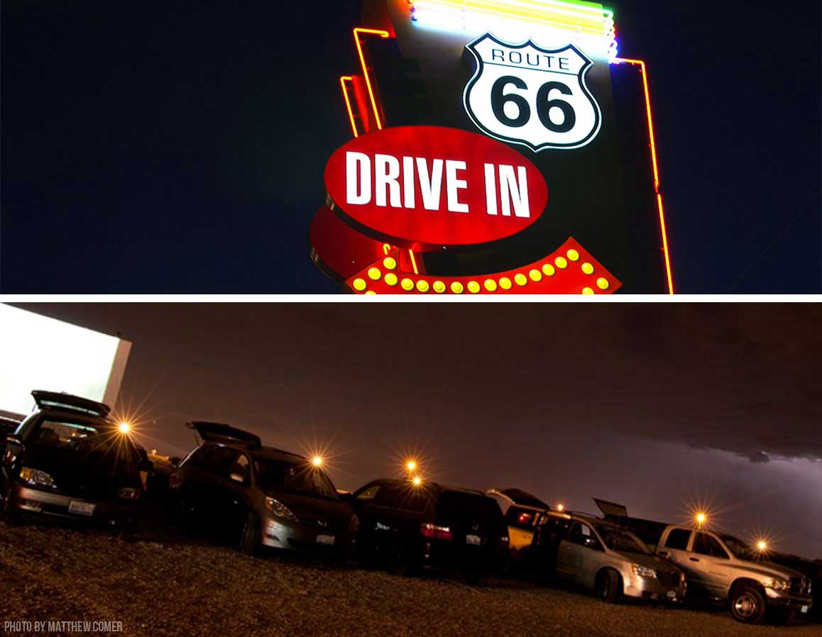 how to drive route 66