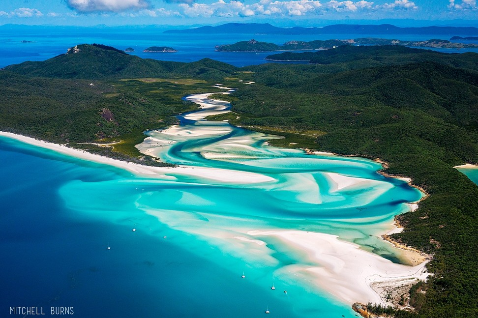 Millennial Magazine - Whitsunday-Island-Mitchell-Burns