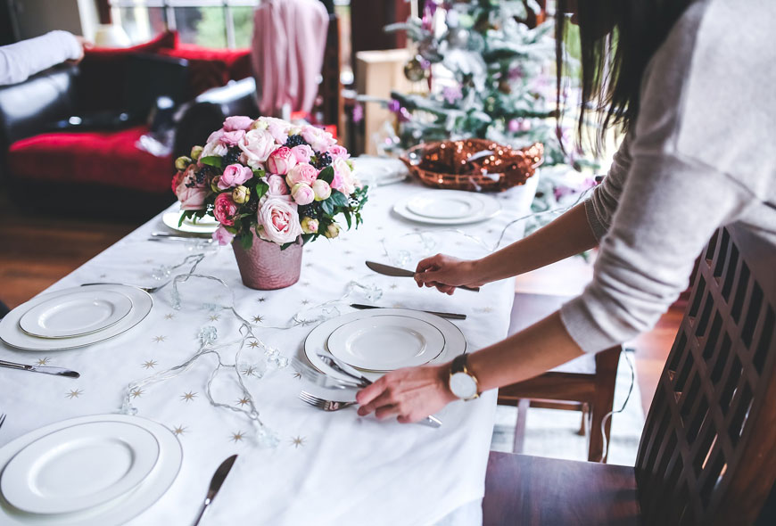 Millennial Magazine- Holiday Entertaining Tips